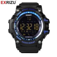 EXRIZU EX16 Sport Bluetooth Smart Watch Xwatch 5ATM IP67 Waterproof font b Smartwatch b font Pedometer
