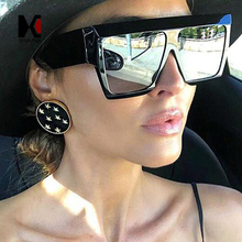 SHAUNA Oversize Women Square Sunglasses Ins