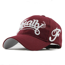 100% cotton baseball cap women casual snapback hat for men Fashion Vintage casquette homme Letter embroidery gorras F114