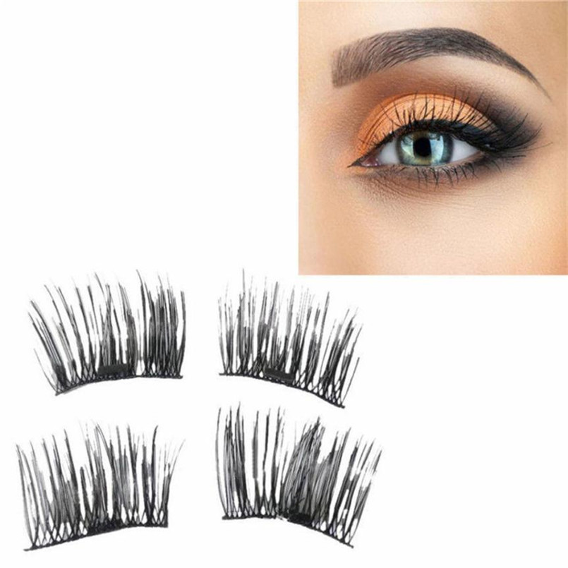 OutTop 2018 NEW Reusable Magnet Sheet For 3D Magnetic False Eyelashes Extension Handmade Just Magnetic 05.22G514