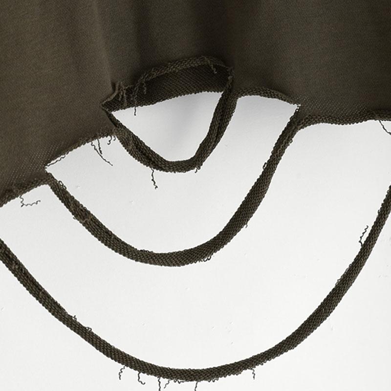 HTB1rTDzX0PJ3eJjSZFLq6yb3FXaY - Drop Shoulder Hollow Out Sleeve Crop Hoodie PTC 330