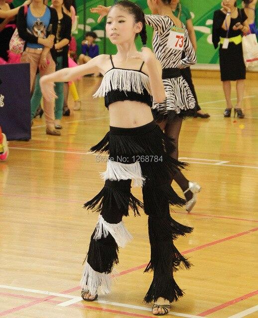 new product b5831 25d51 US $25.59 26% di SCONTO Latin dance dress professionista latino dress samba  ballo salsa latino abiti da ballo costumi abbigliamento da danza dress # ...