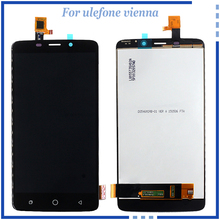 For Ulefone Vienna LCD Display For Ulefone Vienna Smartphone 100% Original Screen Digitizer Assembly Replacement