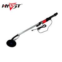 Powerful Heavy Duty Industrial Drywall Sanders Variable Speed Handheld Drywall Sander With LED Light Strip