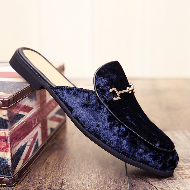XIATIANJIA Mens Casual Slip On Formal Luxury Shoes
