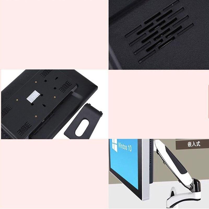 eletrônico álbum de fotos vídeo máquina de publicidade digital brochura