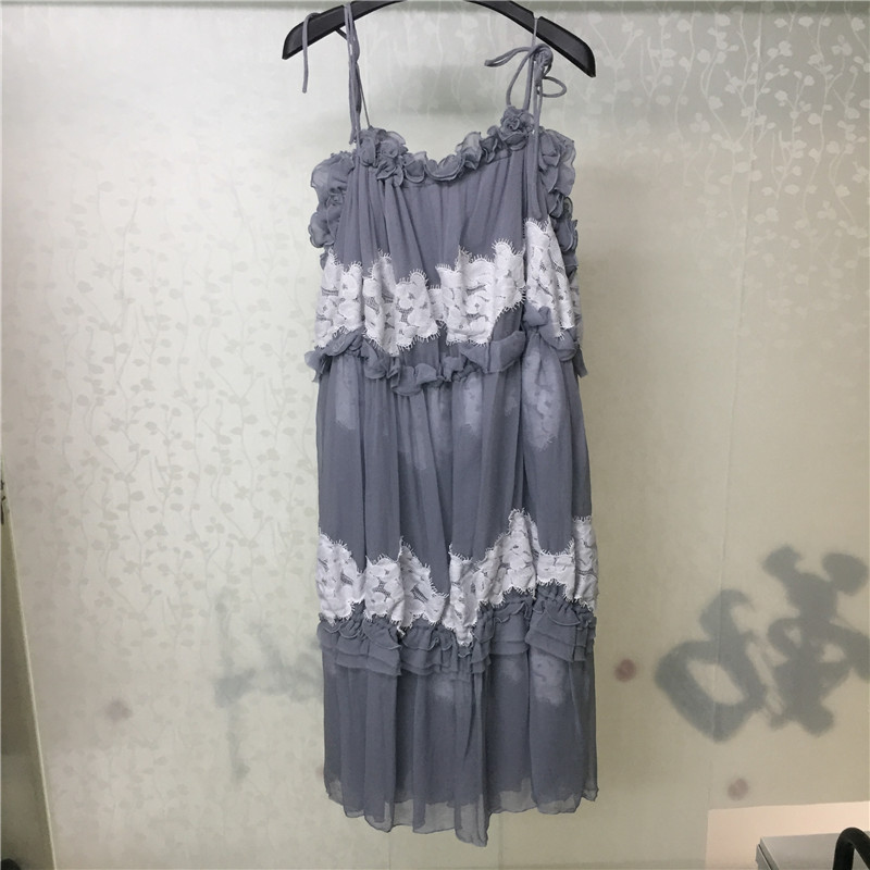Fashion Dress for Women Long Sleeve Square Neck Summer Lady Dress 2018 new Women Dress