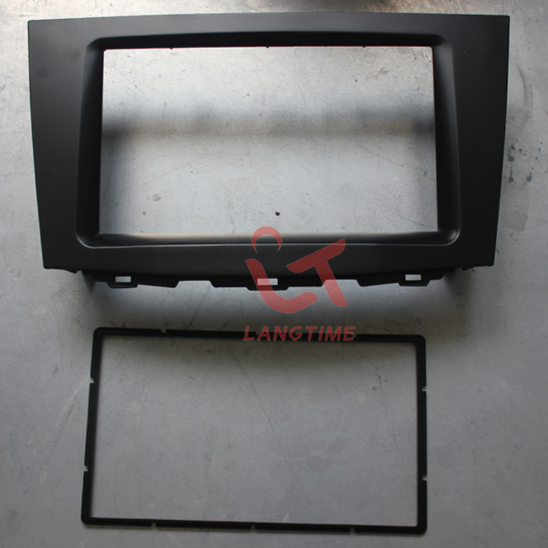 Car refitting DVD frame,DVD panel,Dash Kit,Fascia,Radio Frame,Audio frame for SUZUKI KIZASHI,2 DIN