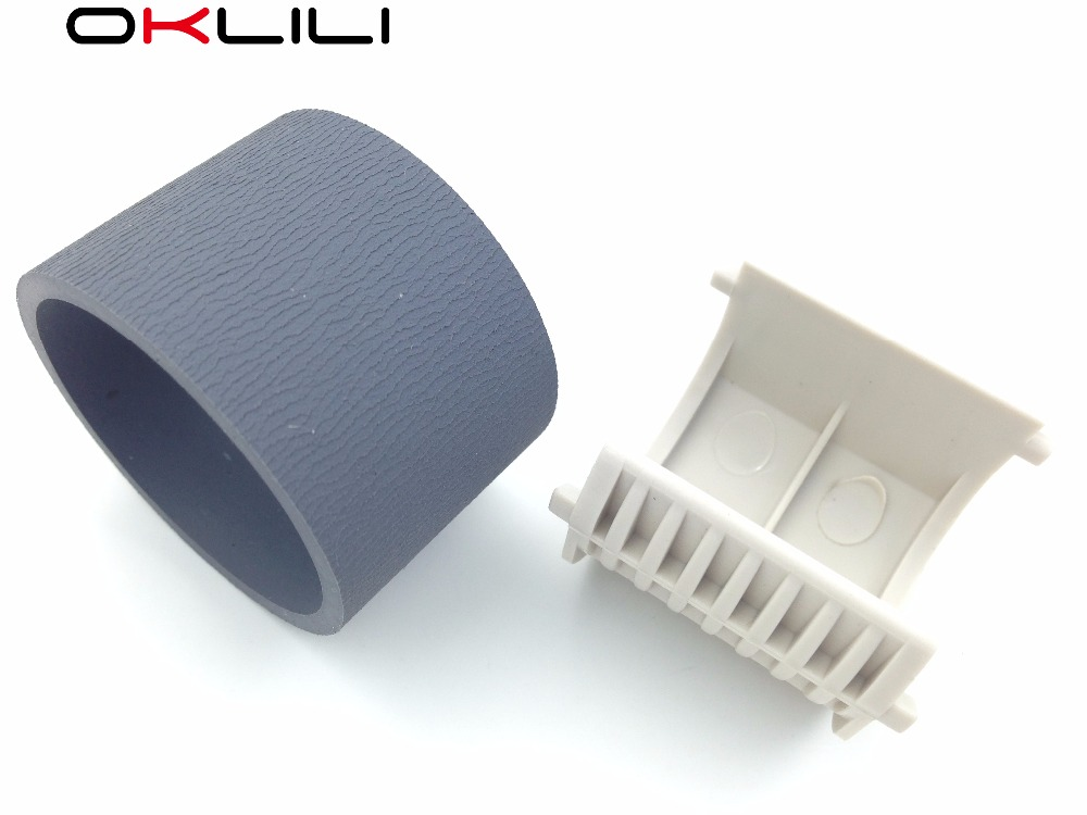 COMPATIBLE NEW JC97-02688A Paper Pickup Roller for Samsung CLP300 ML1641 1610 1640 2240 2241 2010  SCX4321 4521 for XeroxP3117 10x brand new jc97 02688a pick up roller for samsung ml1610 1640 1641 2240 2241 2010 2510 clp 300 scx4521f 4321 3117 dell 1100