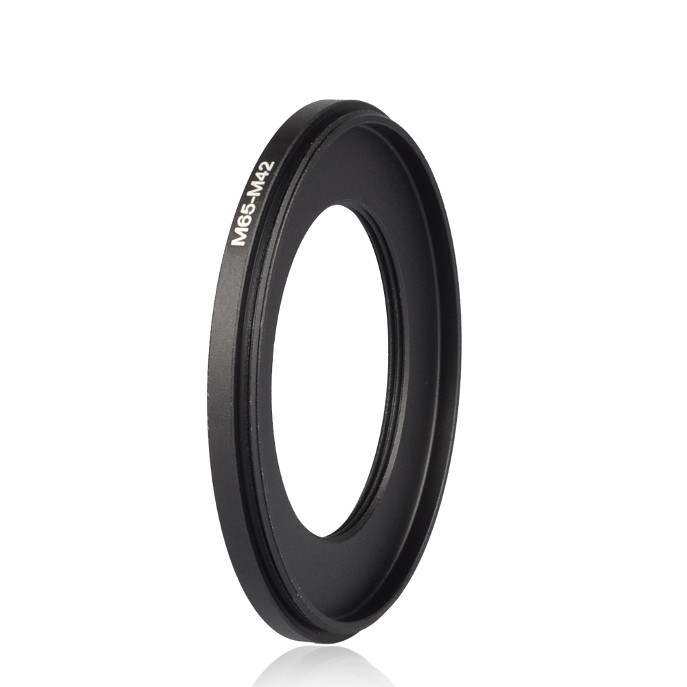 Camera & Photo Lens Adapter Hospitable Minifocus M65-m42 Lens Adapter Male To Female 65mm To 42mm Coupling Ring Adapter Adaptor