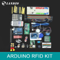 Free Shipping Starter Kit with arduino uno r3 / lcd1602 / jumper wire/HC-04/SR501 with retail box