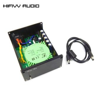 25W 25VA hifi Linear Power Supply support choose 5V 6V 7V 9V 12V 15V 24V Output DC plug 5.5mm*2.1mm