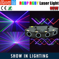 Stage Light Mini LED Laser DJ Effect Projector Shower DMX Control Sound Remote Disco Home Xmas Festival Party Free Shipping