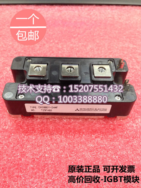 Brand new original CM100DY-24NF 100A 1200V IGBT/power module brand new original japan niec indah pt150s16a 150a 1200 1600v three phase rectifier module