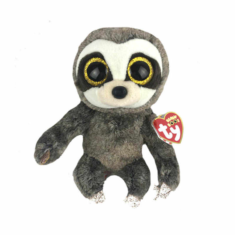 5a0e1b715e4 Detail Feedback Questions about TY Dangler the Sloth Plush Big eyed Plush  Toys Kids Lovely Children Gifts Kawaii Stuffed Animals Dolls Present on ...