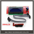 Бесплатная доставка! 1 шт. 3D принтер 2004 ЖК Reprap смарт-контроллер Reprap рампы 1.4 2004LCD управления