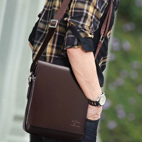 ФОТО Men's Small Shoulder Bag  ClutchBag,bolso mano bolsas marca,Designers Brand PU Leather 2017 NeW  Men's Briefcase Messenger Bags