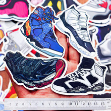 Pvc Stickers 100pcs Sneaker Waterproof No Repeat