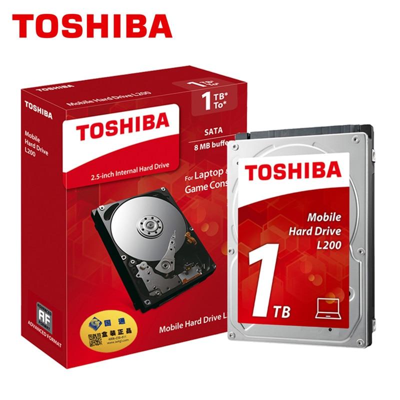 TOSHIBA Laptop 1TB Internal HDD HD 1000GB 1000G Notebook 2.5 5400RPM 8M SATA3 High-Speed Mobile Hard Drive Disk brand new 2 5inch hdd 1000gb 5400rpm 8m buff sata internal hard disk drive for laptop notebook maxdigital md1000gb sata 2 5inch