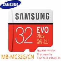 Samsung Evo Plus Micro Sd Karte 32gb Sdhc Sdxc Grade Evo + Klasse 10 C10 Uhs Tf Karten Trans flash Microsd Original
