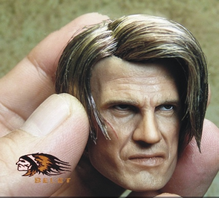 ФОТО 1/6 scale figure doll head.The Expendables Dolph Lundgren head.doll accessories for DIY 12