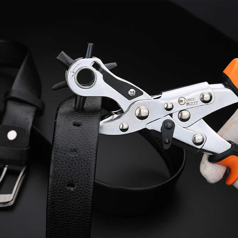الثقيلة حزام جلد حفرة لكمة ذو طيات العيينة الناخس تدور ماكينة خياطة حقيبة واضعة أداة مربط الساعة المنزلية حزام جلد
