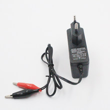 DC 12 V Volt 1A 220V moteur 4ah 7ah 10ah 12ah 20ah Moto 12V1A 1000ma Smart plomb acide AGM GEL voiture Moto batterie chargeur(China)