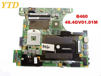 Original for Lenovo B460 laptop motherboard B460  48.4GV01.01M  tested good free shipping