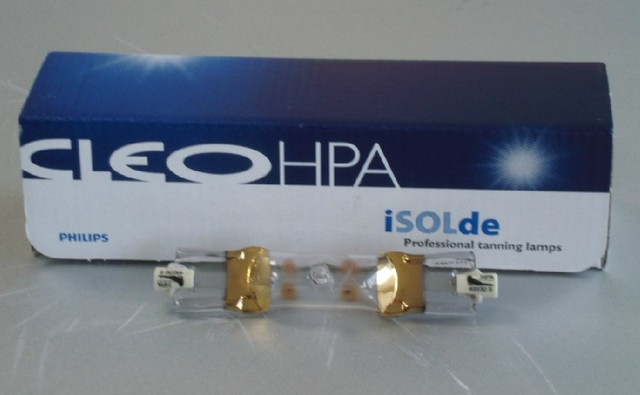 1pcs New ISOLde Germany HPA 400S,CLEO HPA400S,919220245,Professional Tanning  Lamps,