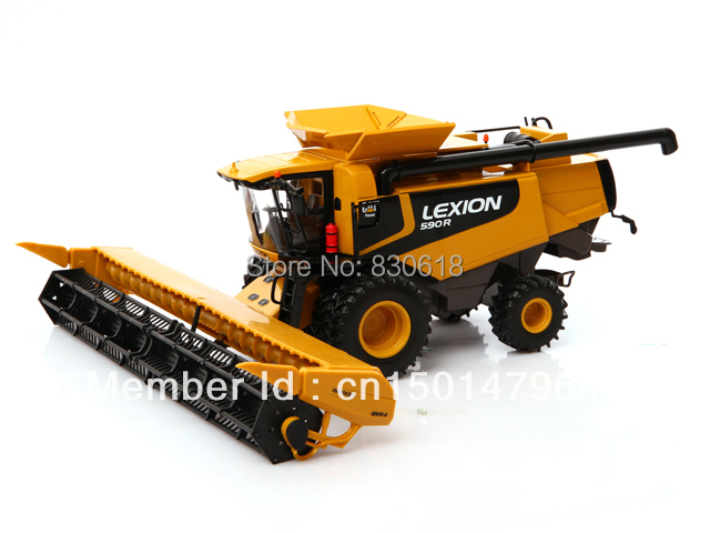 Cat Caterpillar Lexion 590R Combine car diecast 1/32 scale NORSCOT Construction vehicles toy