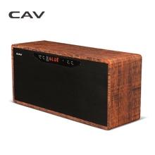 Cav AT50 HIFI мини-динамик беспроводной Bluetooth Высокое качество стерео 3D объемного звучания-Box системы громкоговоритель Встроенный мощные басы