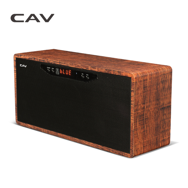 CAV AT50 HIFI Mini Speaker Wireless Bluetooth Speaker High Quality Stereo 3D Surround Sound-box System Built-in Mini Speakers