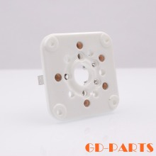PC U5G 5pin Ceramic Tube Socket Valve Base for 4 400A 4 125 3 500Z 4 400 Chassis Mount