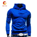 Solid Color Hoody Men'S Hoodies Clothing Long Sleeve Pullover Men'S Tracksuits Casual Hoodies Sweatshirt 2017 New Spring