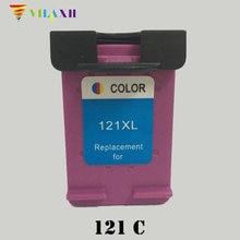 For HP 121 Color ink Cartridges For HP 121xl Deskjet 1050 2050 F4283 F2423 F2483 F2493 F4213 F4275 F4283 F4583 картридж с чернилами uniprint 2 121xl hp 121 xl hp deskjet 2050 1050 f2480 f2492 for hp121