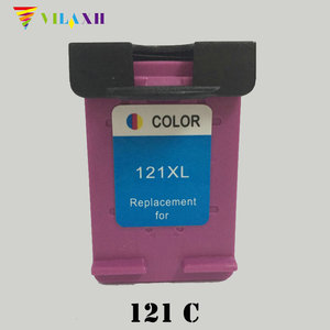 vilaxh 121 xl Compatible Color Ink Cartridge Replacement for HP 121xl For Deskjet 1050 2050 F2560 F5150 D2460 F2180 Printer