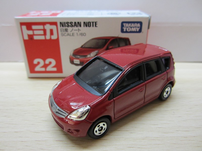 Tomy Tomica 22 Nissan NOTE Alloy Car Toy Model In Diecasts Vehicles From Toys Hobbies On Aliexpress