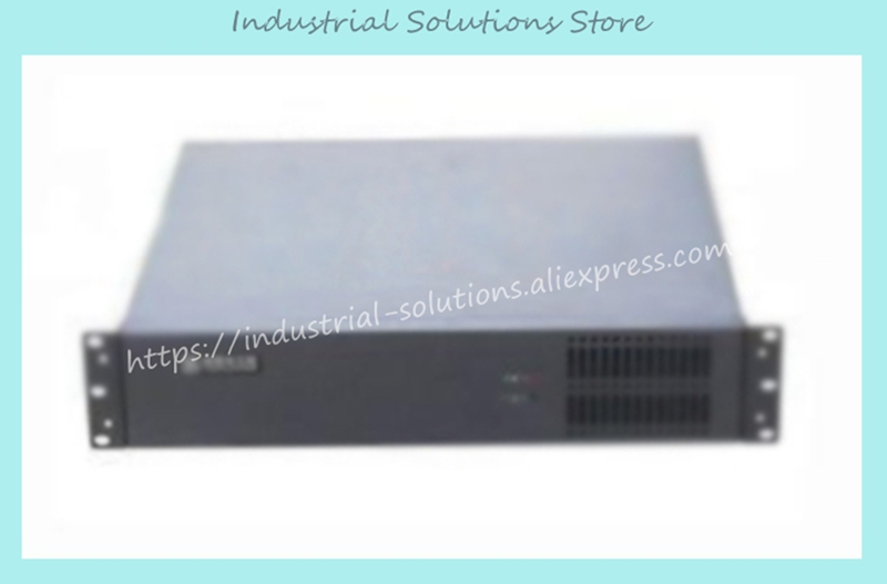 New Industrial Computer Case 2U Server Computer Case PC Power Supply Length 43