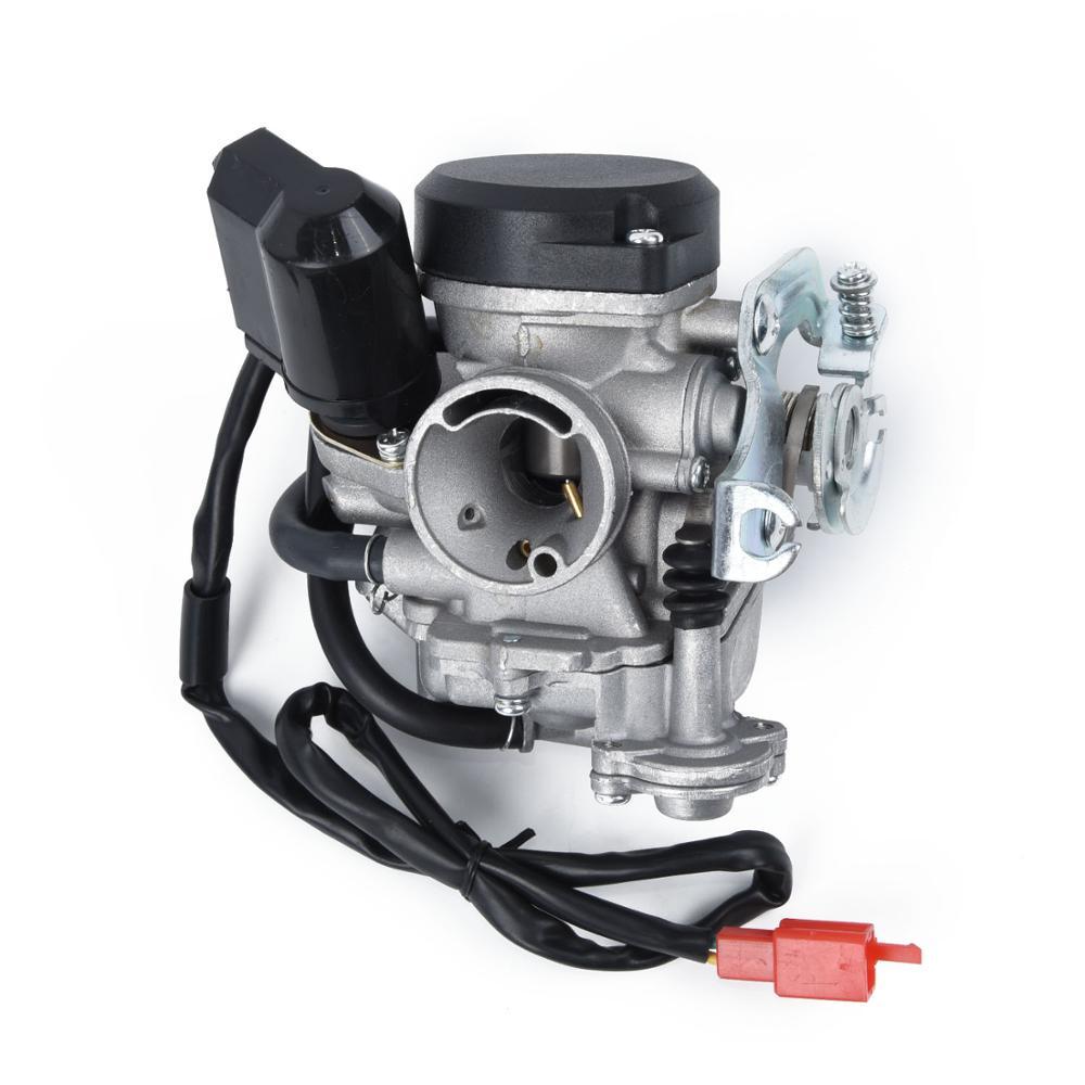 Carburateur 18mm Carb remplace pour GY6 50cc PD18J CVK 139QMB 139QMA Scooter ATV voiture moteur carburateur accessoires