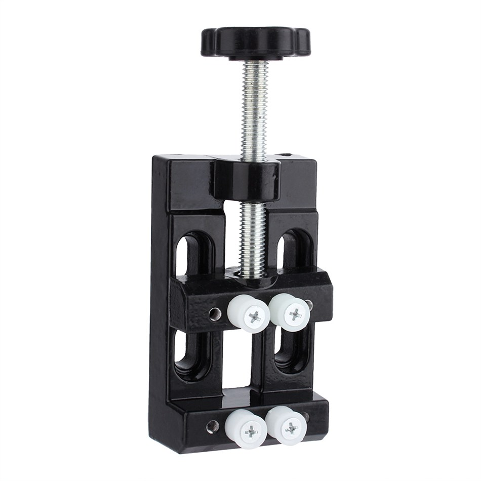High Quality Vise Clamp Table Bench Vice for Jewelry Grinding Drilling DIY Carving Tool Carving Clip Flat  цены
