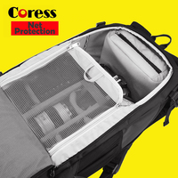 Coress C8011 Professional Anti theft Camera Photo Backpack 14' laptop Waterproof Video Bag Case For Canon Nikon Digital SLR/DSLR