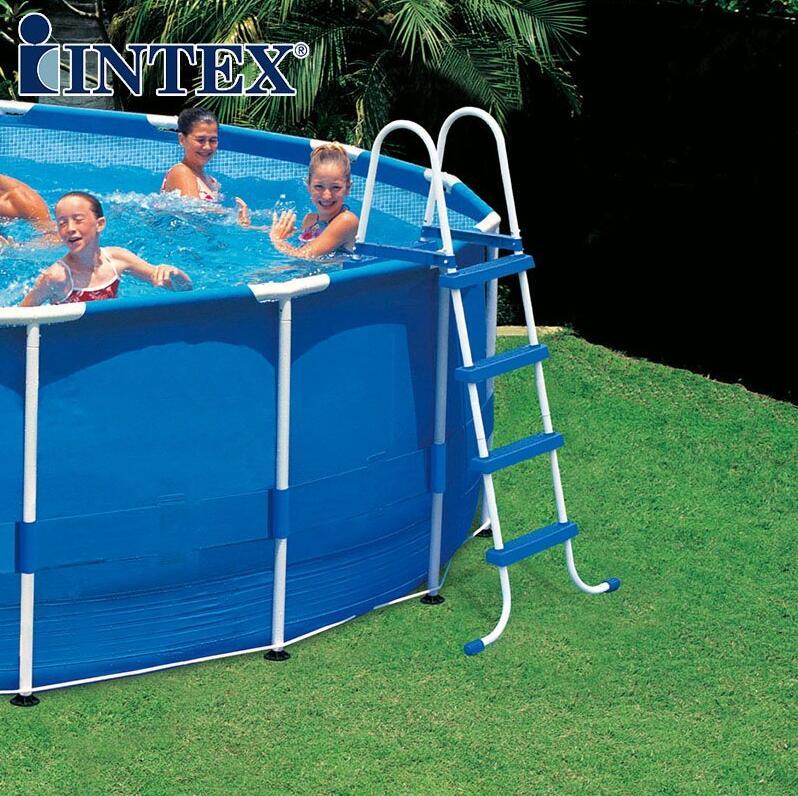 INTEX 56952 18 \'family schwimmbad rahmen/halterung Pool Deluxe Pool ...