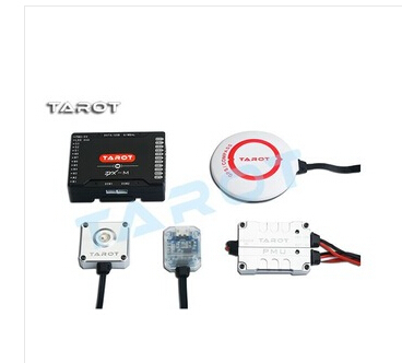 F15651 Tarot ZYX-M Flight Controller ZYX25 for Tarot 650 680 X8 X6 X4 Multicopter FPV Photography tarot zyx bd 2 4g bluetooth data transmission module with 5 8g antenna for zyx m flight controller quadcopter drone rc fpv zyx27