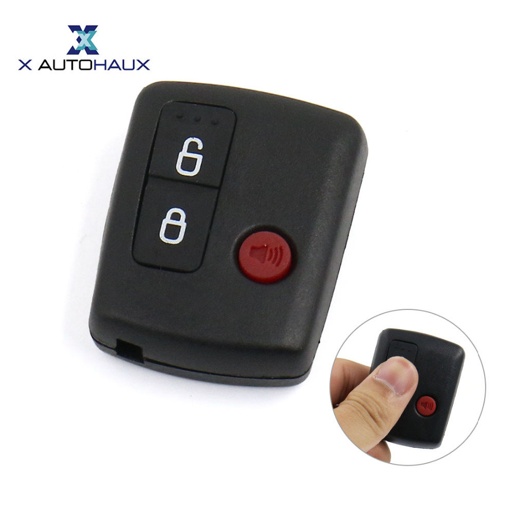 X AUTOHAUX Car Key Fob Keyless Entry Remote Control Clicker Transmitter Cover For Ford Falcon 2002 TO 2010 BA BF Territory SX SYX AUTOHAUX Car Key Fob Keyless Entry Remote Control Clicker Transmitter Cover For Ford Falcon 2002 TO 2010 BA BF Territory SX SY