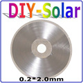 484feet  PV Ribbon 0.2*2.0mm Tabbing Wire for solar cells soldering (Environmentally friendly Lead-free Tin Silver Copper)