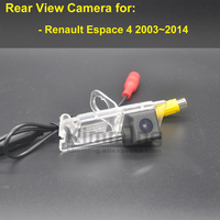 Car Rear View Camera for Renault Espace 4 2003 2004 2005 2006 2007 2008 2009 2010 2011 2012 2013 2014 Wireless Reversing Camera