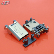 цена на JCD DC Power Jack Micro USB Port Plug Socket for Amazon KINDLE FIRE HD 7 USB Connector Micro USB connector jack DC Charging port
