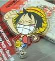 Monkey D Luffy One Piece Keychain