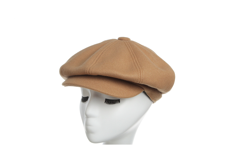 a1acbe130a768 US $12.0 |Women's Newsboy Cap Ladies Autumn Winter Fashion Suede fabric  Octagonal Hats Hats for women winter outdoor hats for women-in Women's  Newsboy ...