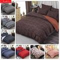 Leopard Pattern Bedding Set 4pcs Bed Linen Soft Cotton Bedlinen Double King Queen Size Duvet Cover Bedsheet 200x230 220x240 1.8m